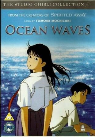 Ocean Waves Poster 2