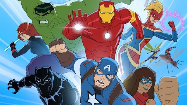 avengers secret wars s04 e02 avengers no more part two