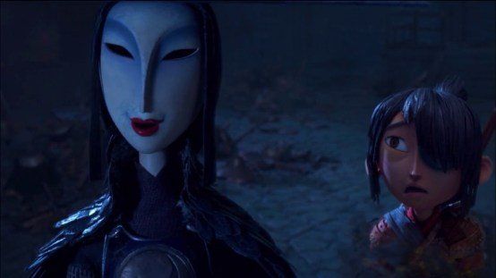 kubo and the two strings aunt