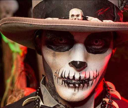 Blood on the Bayou - Kings Dominion Halloween Haunt