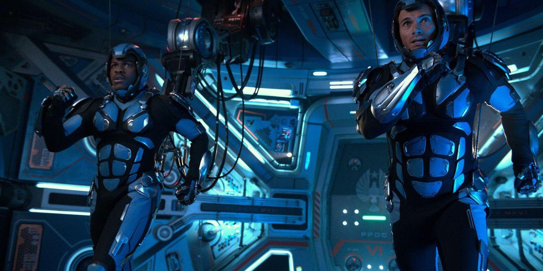 Pacific Rim: Uprising Jaeger
