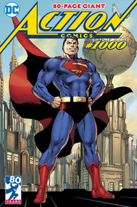 Action Comics 1000 cover