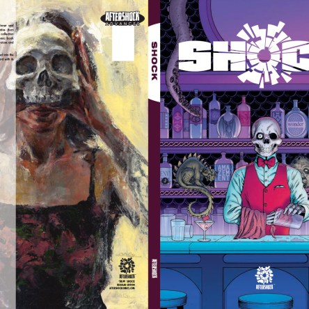 Aftershock SHOCK Anthology comic book compilation
