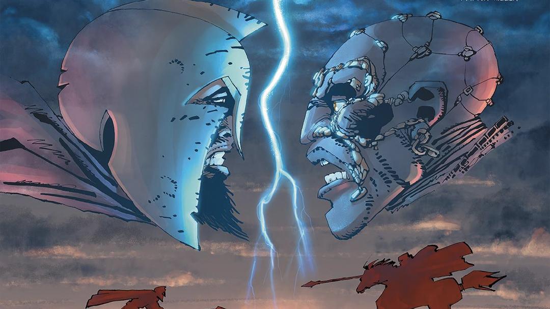 Xerxes Frank Miller Dark Horse Comics series comic book 300 sequel