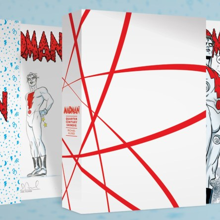 Mike Allred Madman Artist Select Edition IDW Publishing