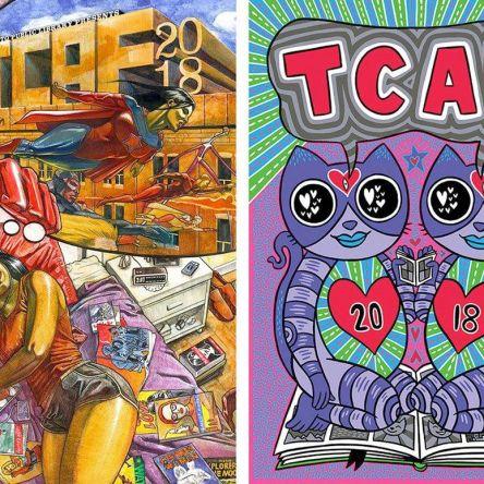 TCAF Toronto Comics Arts Festival 2018