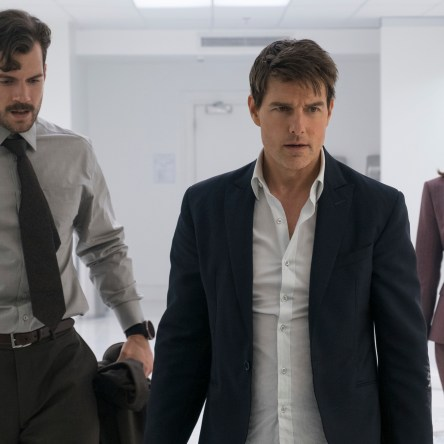 Mission: Impossible- Fallout