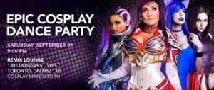 Fan Expo Canada 2018 Cosplay Dance Party
