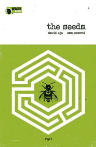 The Seeds Ann Nocenti David Aja Dark Horse Comics Berger Books