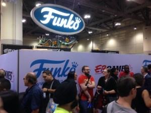 Fan Expo Canada 2018 Funko