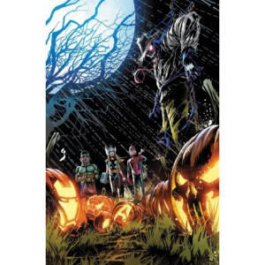Avengers Halloween Special 2018 Marvel Comics comic book horror