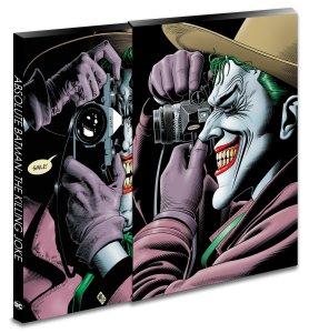 Absolute Batman The killing Joke Alan Moore Brian Bolland DC Comics