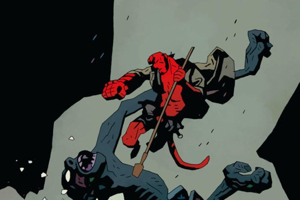 Hellboy Winter Special 2018 Dark Horse Comics