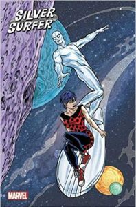 Silver Surfer by Slott and Allred Omnibus Marvel Comics