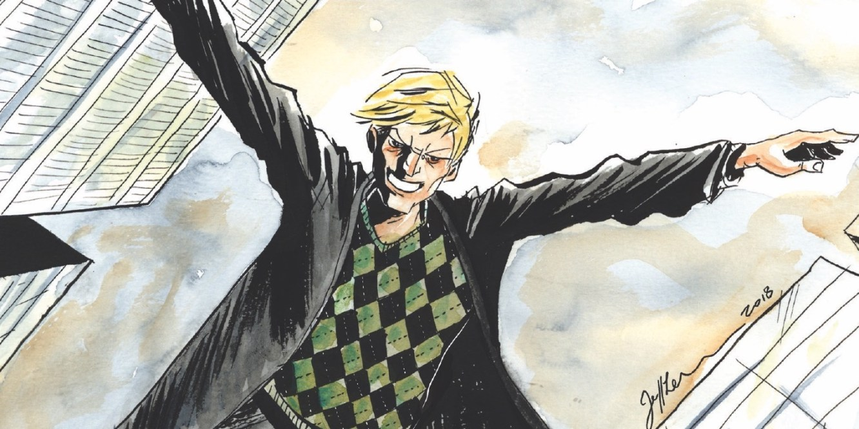 Wyrd #1, Curt Pires, Antonio Fuso, Dark Horse Comics, comic books, first issue, Wyrd