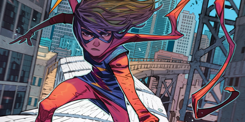 The Magnificent Ms. Marvel #1, Ms. Marvel, Saladin Ahmed, Minkyu Jung, Marvel Comics, comic book, Kamala Khan