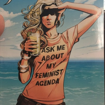 Mockingbird - Ask Me About My Feminist Agenda