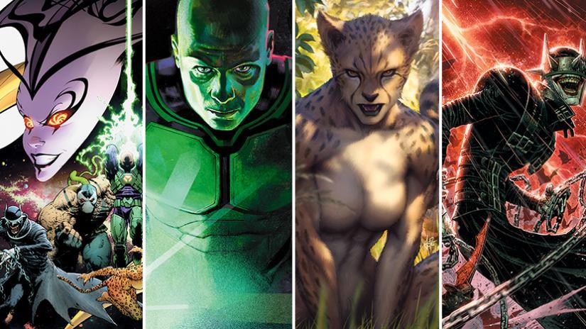 DCs Year of the Villain #1, DC Comics, Brian Michael Bendis, Scott Snyder, James Tynion IV, comic book, Alex Maleev, Jim Cheung, Francis Manupul
