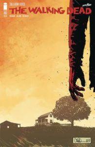 The Walking Dead #193, Robert Kirkman, Charlie Adlard, Image Comics, The Walking Dead