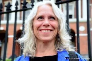 """Robyn Ochs """"Statehouse"""" Photo by Christine Hurley"""