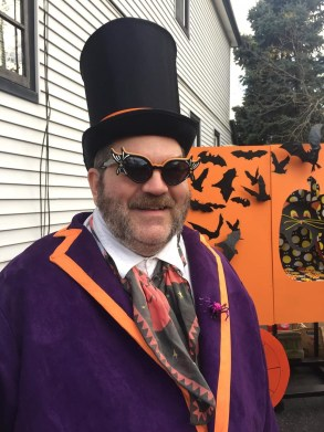 Joey Schweigert, Halloween MC