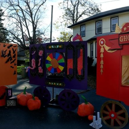 Joey Schweigert's Halloween Haunt - Night Carnival