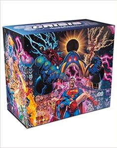 Crisis On Infinite Earths: Box Set, George Perez, Marvel Wolfman, DC Comics