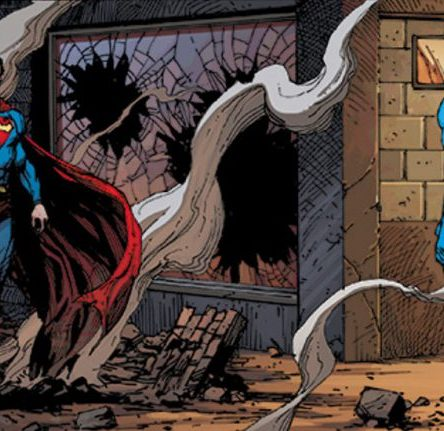 Doomsday Clock, Geoff Johns, Gary Frank, DC Comics
