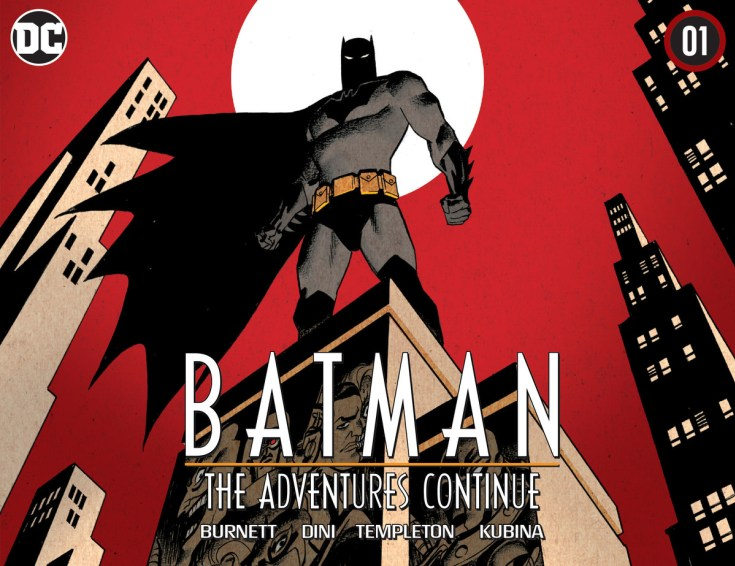 Batman: The Adventure Continues