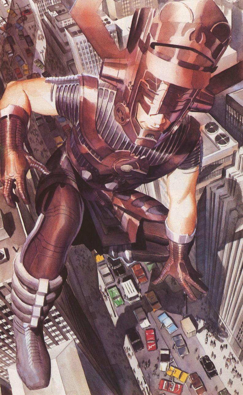 Galactus Marvels