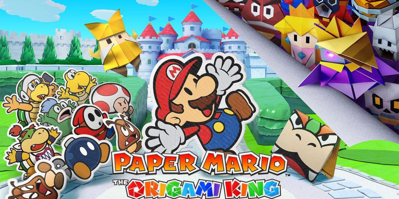 Origami King