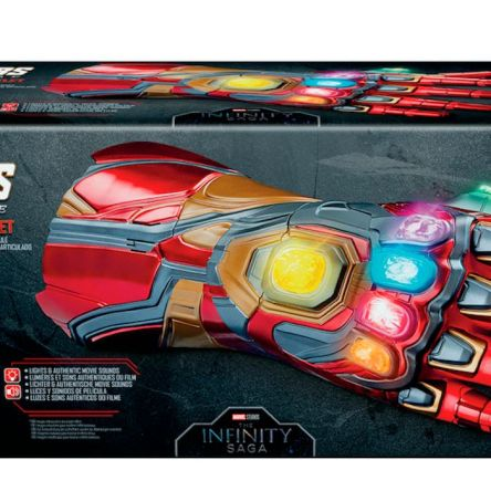 Infinity Saga Nano Gauntlet