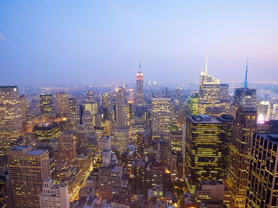 Metropolis – A New York City Timelapse