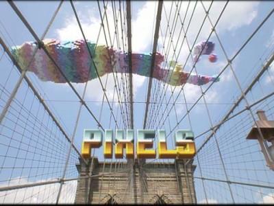 PIXELS by Patrick Jean