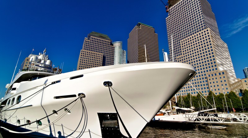 North Cove Marina - World Financial Center