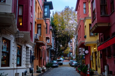 Leaving Istanbul with full hearts (by Lindsay)
