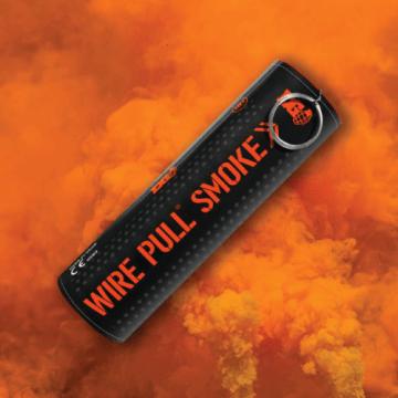 WP40 Wire Pull Smoke - Orange