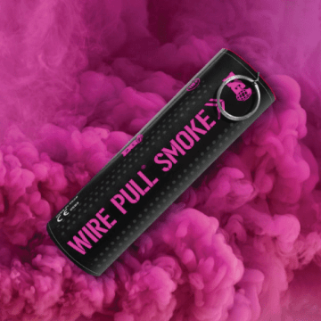 WP40 Wire Pull Smoke - Pink