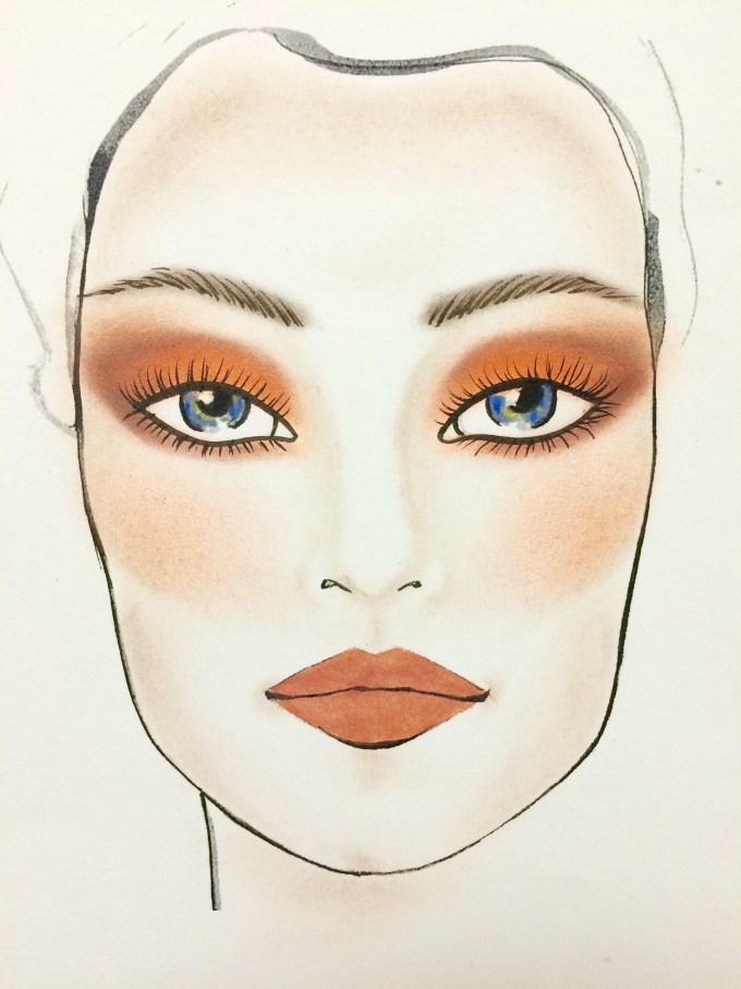 the most beautiful makeup for blue eyes   huffpost life