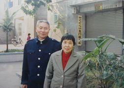 江錫清和妻子