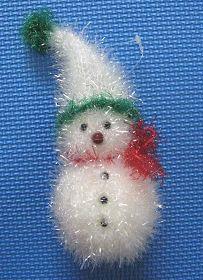 '聖誕飾品雪人'