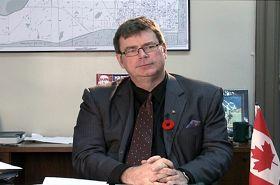 加拿大國會法輪功之友主席、國會議員布蘭特•瑞詩吉博(Brent