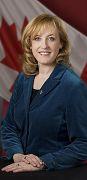 加拿大聯邦勞工部長麗莎‧雷蒂(Lisa