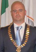 愛爾蘭南都柏林市長卡赫而﹒金