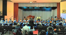 悉尼天國樂團參加萊特伊詩塔福歌唱和音樂比賽並獲獎