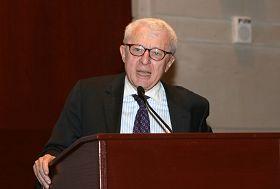 美國智庫哈德遜研究所主任霍羅威茨先生:法輪功修煉者將改變歷史