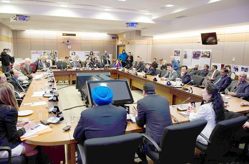 渥太華圓桌會議,關注人權信仰自由