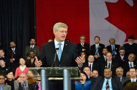 加拿大總理哈珀宣布成立宗教自由辦公室