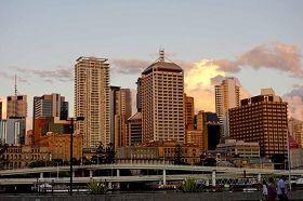 澳洲昆士蘭省布里斯本市景