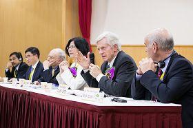 「國人赴境外器官移植之醫療安全與國際立法趨勢」研討會二月二十八日在台大國際會議中心召開
